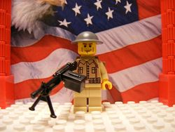 American Marine with LMG