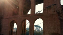 Afternoon sun at the Colosseum, Rome