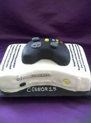 X Box birthday Cake