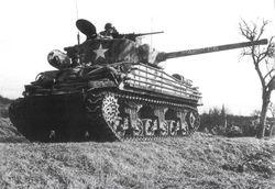 M4A3 76mm (WET) Sherman.