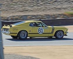 1966-1972 Historic TransAm Cars