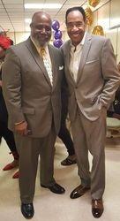 Gene Chandler and Gerard