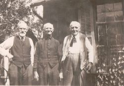 Frank, Royer, and William Snare