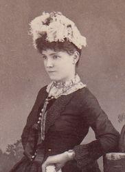 Mrs. Enos Canada in Ashland, KS