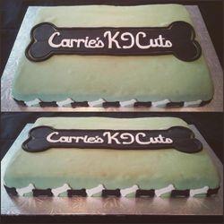 Grand Opening Cake 2015