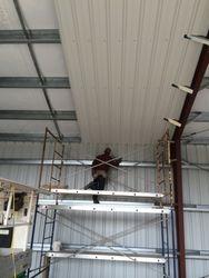 Interior sheeting