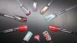nail art Gelfx
