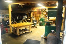 Main Production Area