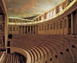 Palladio, Teatro Olimpico, Vicenza, 1580-85