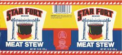 Star Fort Meat Stew
