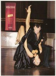 Bruce & Crystal Paso Doble