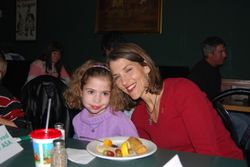 Haley and Mommy