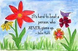 Wisdom of Babe Ruth