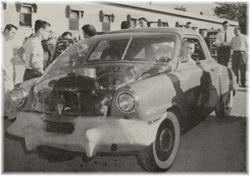 1947 Studebaker 149.9 mpg