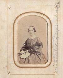 Mary Ann (Patterson) Isett