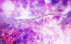 Accessing Akashic Record