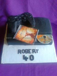 ps 3 cake