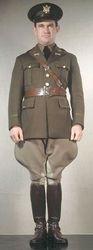 Army Officers Dress Uniform: