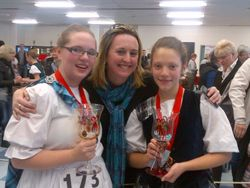 SD&G - Morning trophies for Bytown Dancers!