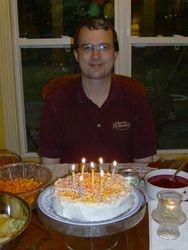 Larry's birthday!
