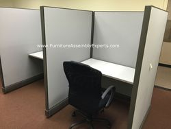 used cubicle assembly service in capitol heights MD