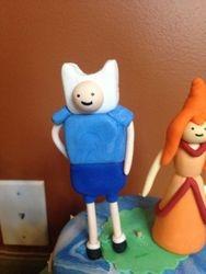 Fondant Fin Adventure Time