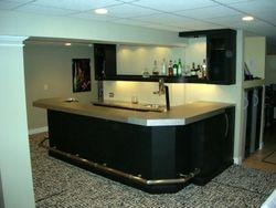 Custom Built Bar - 1