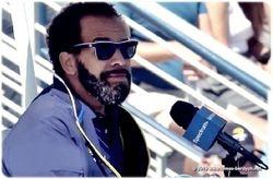 France's chair umpire Kader Nouni