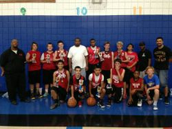 Red Warriors and Black Warriors 14U and Coaches!