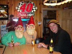 """Paul """"Marley"""" & the Dwarfs Enjoying a Few!"""