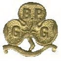 1910 Guide Promise Badge