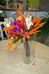 Anna Davis Tropical Bridal Bouquet