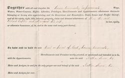 Property Deed from Richard Coplin to Nathan Snare - Page 5