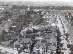 Looking Down on Prittlewell