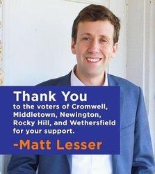 State Senator Matt Lesser