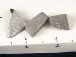 African Gibeon Meteorite Fragments 09-00183