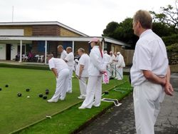 White Rock Bowling Club, Hastings