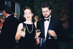 Summer Ball, Orwell Park School, UK, 1998