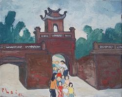O Quan Chuong, 1982