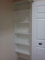 Linen Shelf