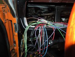 Wiring continues