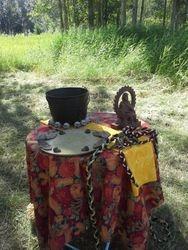 Lughnassadh Altar 2013