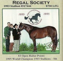Regal Society