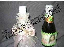 botellas con foto