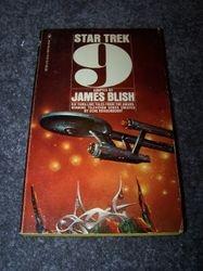 Star Trek 9 - James Blish - Paperback