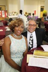 Mr.  & Mrs. Lewis & Heidi Carr