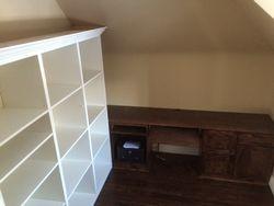 Maple office cabinets & Bookshelfs