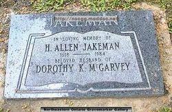 Allen Jakeman