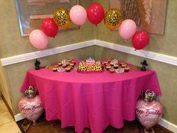 Royal Cake Table