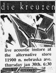 1992-01-30 The Alternative Store, Tampa, FL